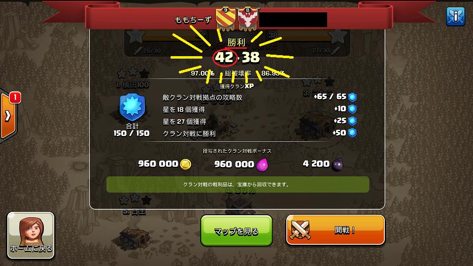 k対戦結果